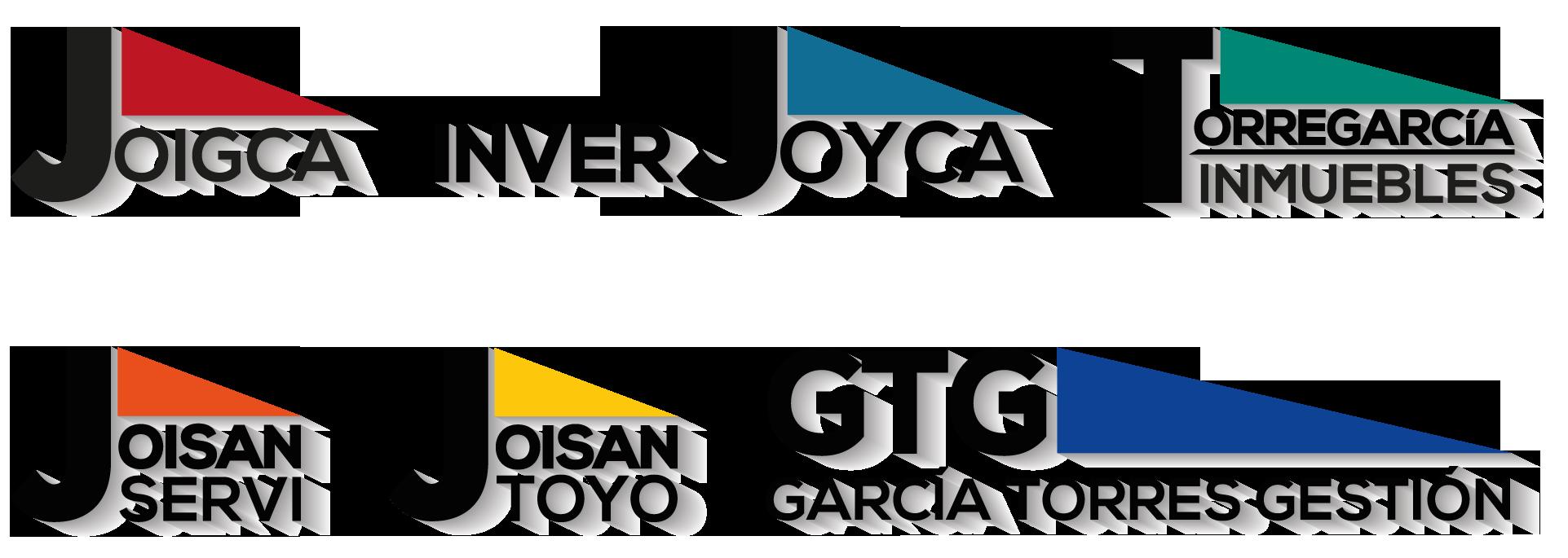 Slider 07 logos empresas tu piso en almer a joigca for Logos de garajes